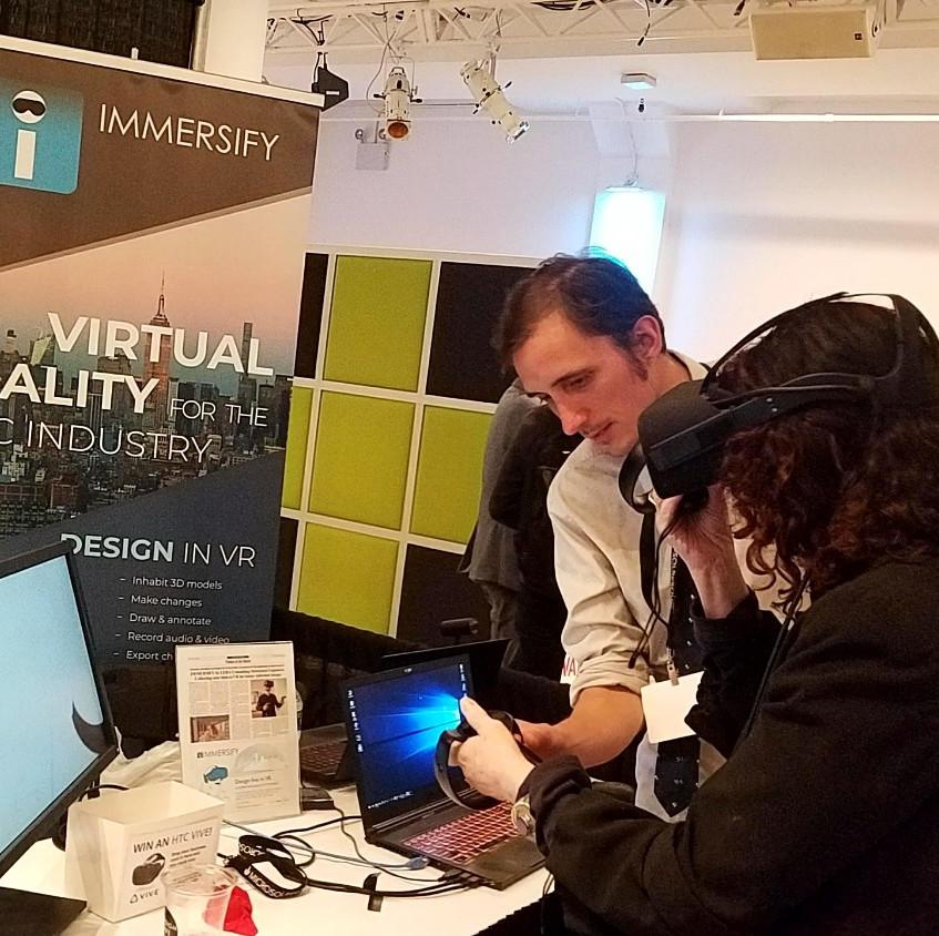 IMMERSIFY Virtual Reality Demos