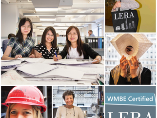 On the National Engineers Week, LERA your MWBE partner, celebrates its diverse team