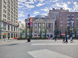 44 Union Square Tammany Hall Renovation