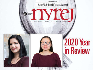 NYREJ's Spotlight, Yun Luo & Carrie Villani, LERA Consulting Structural Engineers
