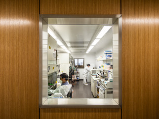 LERA Designs New Lab at Columbia Used in COVID-19 Research