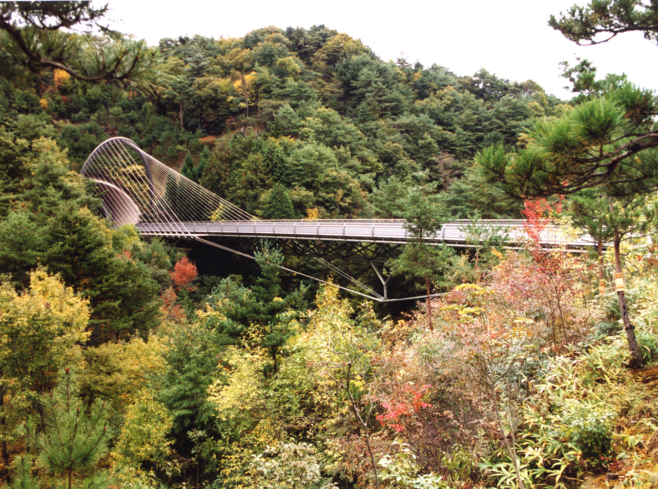Miho Museum Bridge