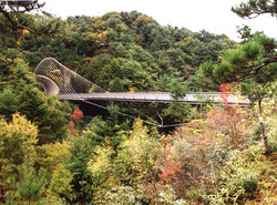 Miho Museum Bridge