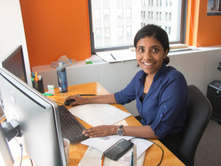 Engineer of the Moment: Nidhi Sekhar