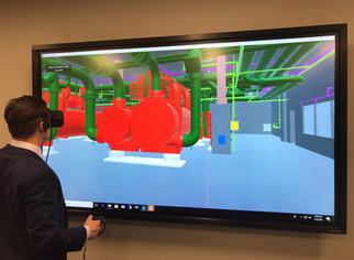 Antonio Rodriguez Writes Article on Using VR in MEP Design