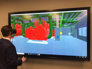 Antonio Rodriguez Writes Article on Using VR in MEP Design
