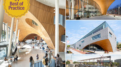 LERA Wins 2021 Best of Practice Award for Structural Engineering