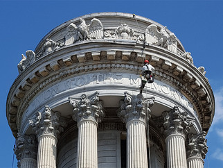 Making Progress at the Soldiers' and Sailors' Monument