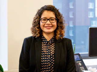 NYREJ's Women in Real Estate, Marli Mata, LERA Consulting Structural Engineers