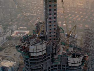Lodha World Towers Complex is World's Tallest Residential Building