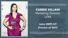 Carrie Villani Joins SMPS NY Board as Westchester Affiliate Director