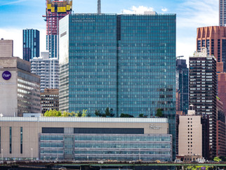 LERA wins Engineer's/People's Choice for the NYU Langone Health Kimmel Pavilion