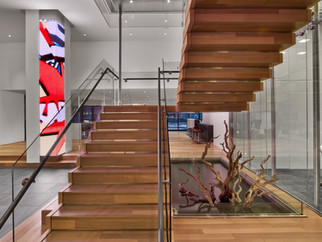 New Office for Weber Shandwick Ascends into High Design