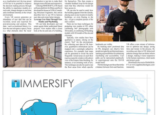 IMMERSIFY Featured as Product of the Month