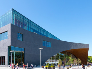 Charles Library at Temple University Opens to Critical Acclaim