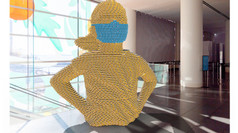 LERA Takes Home Cheri C. Melillo Award at Canstruction New York 2020-21!