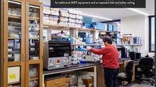 The Aaron Diamond AIDS Research Center (ADARC) at CUMC featured on 60 Minutes CBS TV