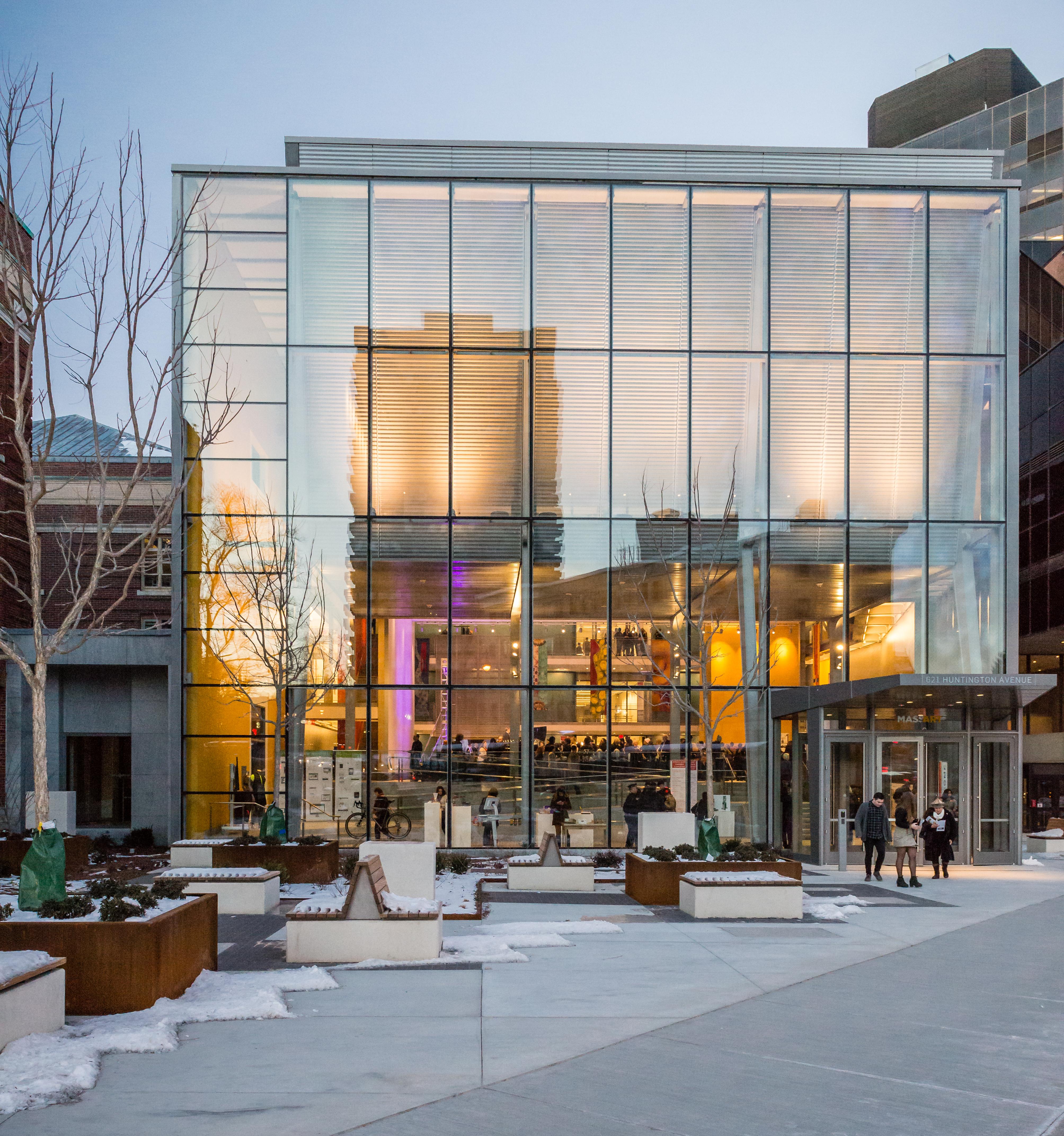 MassArt Design + Media Center