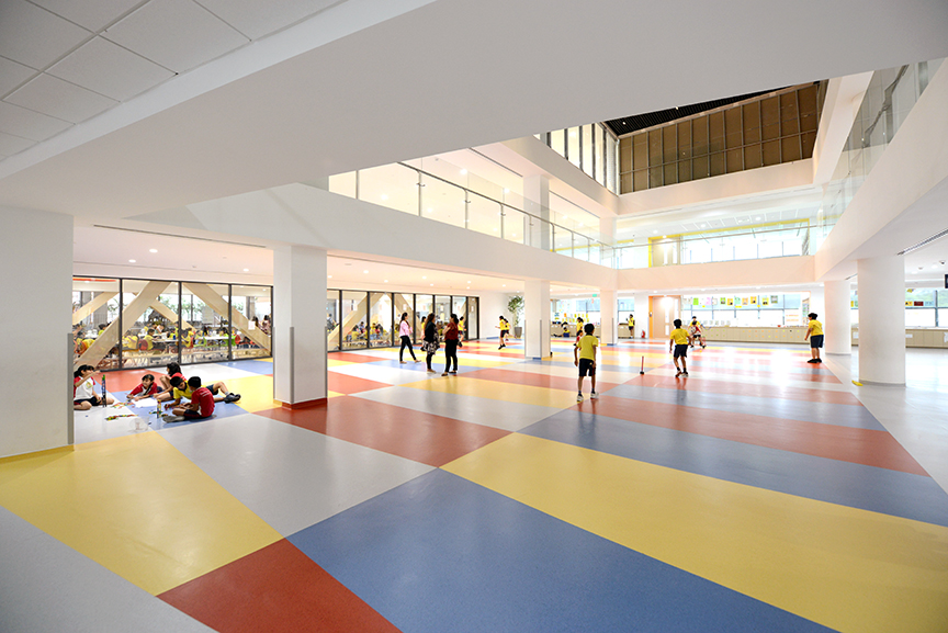 Oberoi International School II