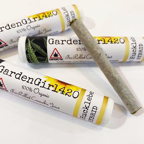 Pre-Rolled Joints 1 Gram