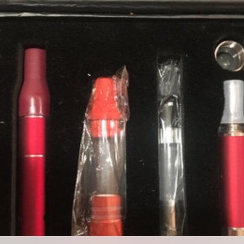 1100mAh Evod2  4 in 1 Dry Herb mini kit Herbal wax vape pen case kit tool