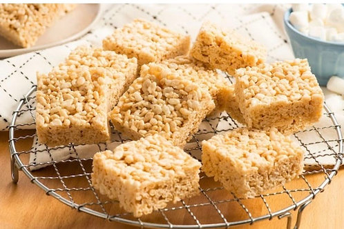 Rice  krispy Treat (  BETWEEN 125-150 Mg )