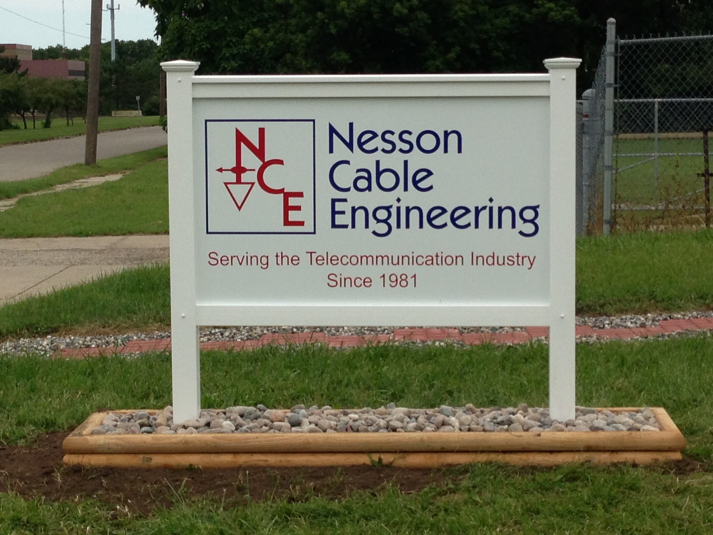 NCE Sign
