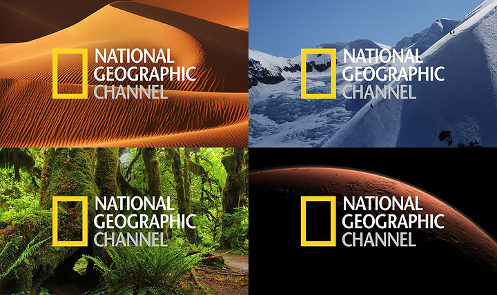 National Geographic. Blacklist Creative Creative Agency and Production Studio.