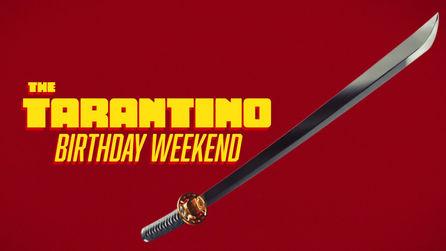 Quentin Tarantino Shoot