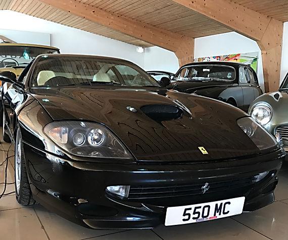 Ferrari 550 Maranello 1998
