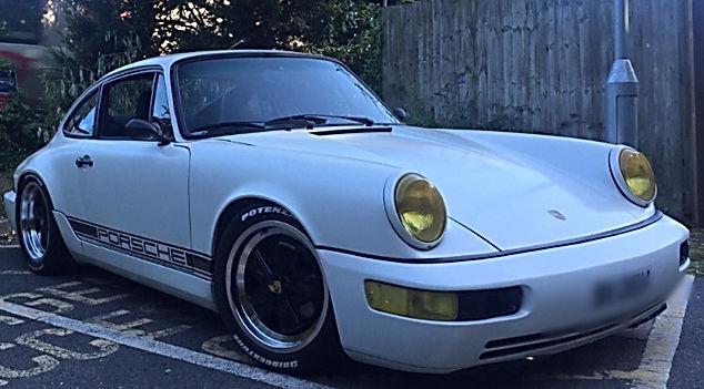Porsche 911 3.2sc 1988