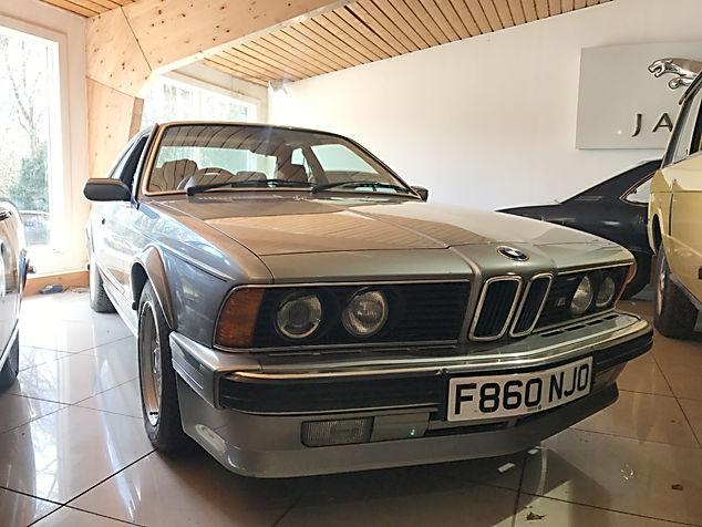 BMW M635i 1988