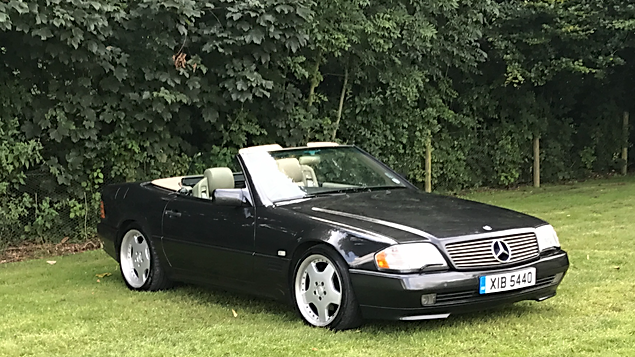 Mercedes Benz R129 320 SL 1994