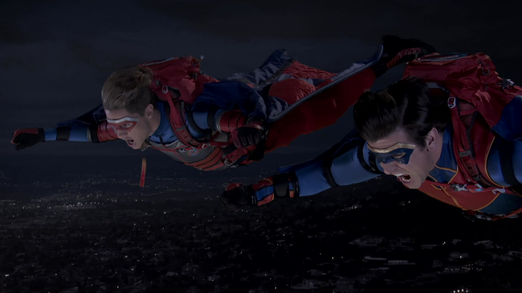 SUPER! BIRTHDAY featuring HENRY DANGER -