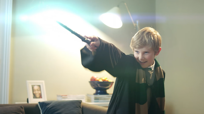 Wizarding World - Harry Potter - Blacklist Creative