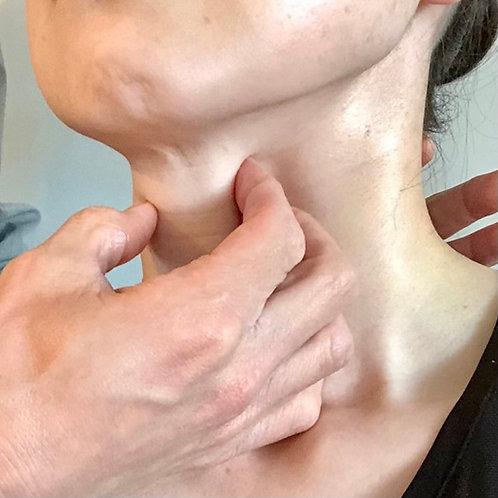 ボイスケア+頚椎バランス調整
