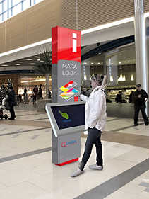 CASSOL CENTER LAR | DIGITAL WAYFINDING