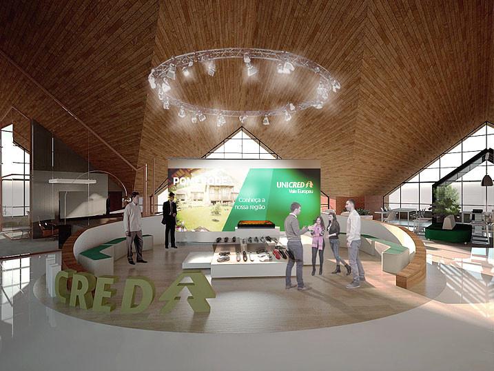 Unicred Experience na Agência Premium em Blumenau