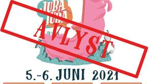 Juba Juba 2021 er avlyst