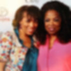 Oprah Winfrey and Dr. Lisa Pric, ND
