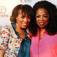 Oprah Winfrey and Dr. Lisa Pric, ND