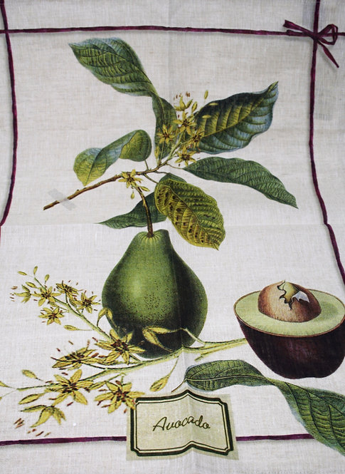 Küchentuch Exotic Avocado
