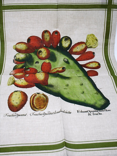 Küchentuch Herbario Fico