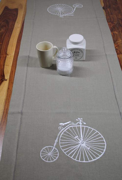 Tischläufer Bicicletta