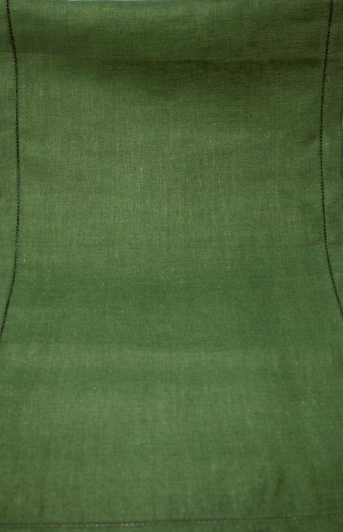 Tischläufer Atlas green