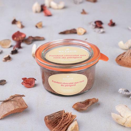 Fondant au Chocolat, Noix du Périgord