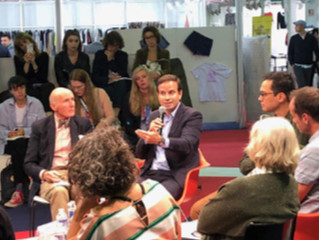 Le Cabinet Hoffman est intervenu au Salon TexWorld Paris