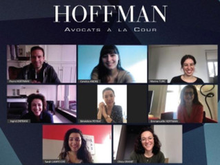 Crise Sanitaire: continuité de l'Activité du Cabinet HOFFMAN