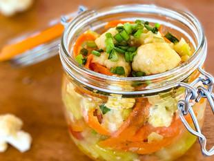 Légumes à la thai