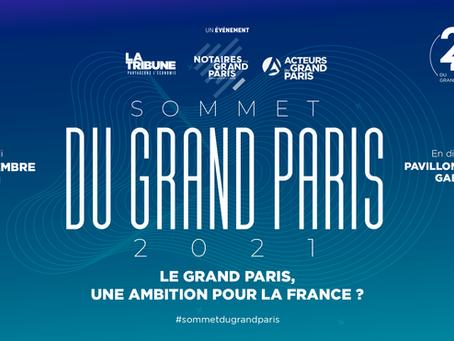 Les « 24 Heures du Grand Paris » / Sommet du Grand Paris